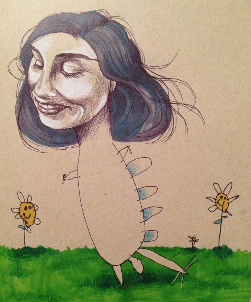 Mica Angela Hendricks – The Busy Mockingbird