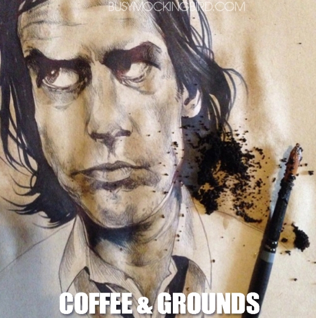 COFFEE NICK CAVE