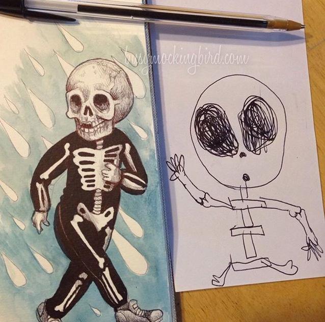 25-skeleton