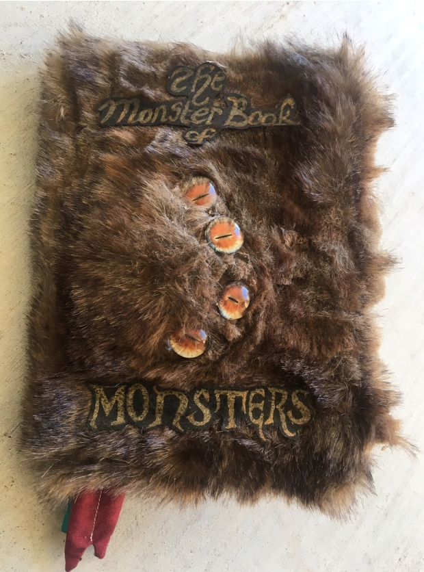 monster book of monsters-1
